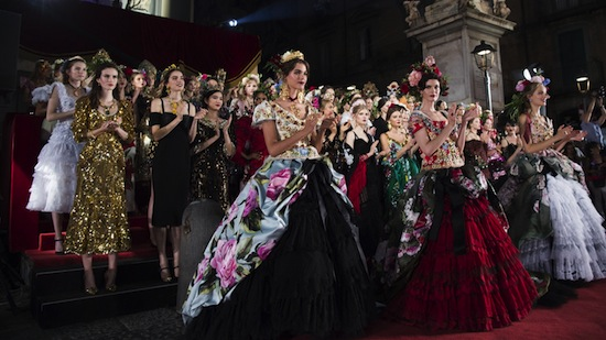 dolce and gabbana napoles