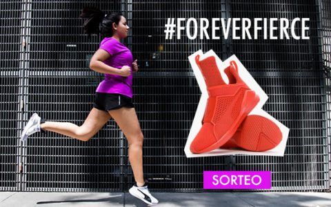Con @PumaMexico soy #ForeverFierce + ¡Sorteo!