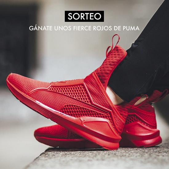 Con @PumaMexico soy #ForeverFierce + ¡Sorteo!