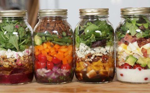 ensaladas rapidas y deliciosas