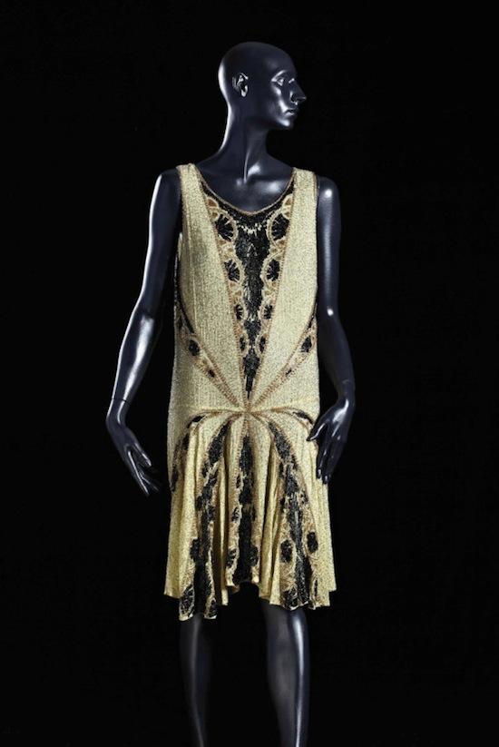 La moda de 1920 jazz