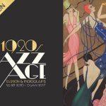 Exposición: 1920s Jazz Age Fashion & Photographs