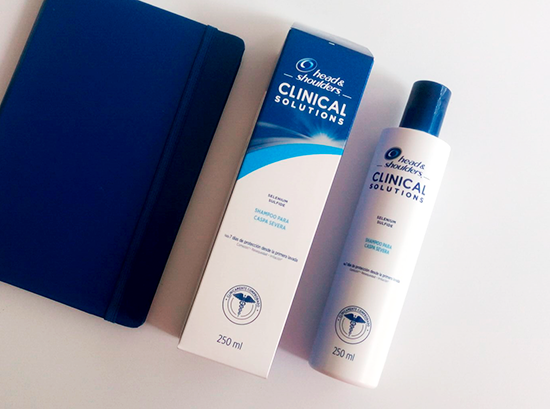 Head & Shoulders Clinical Solutions: Nuevo tratamiento para la caspa severa