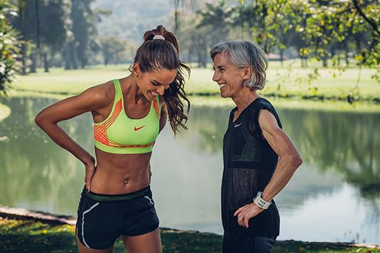 Las mujeres somos capaces de todo #BeautifulXPowerful #Nike