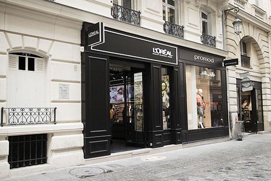 L'Oréal París abre su primera boutique en París