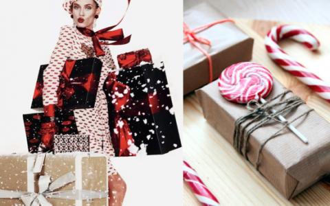 ideas para envolturas creativas navidad