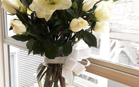 Pedí un arreglo floral en @EnvioDivino y les comparto mi opinión (+ cupón 25% descuento)