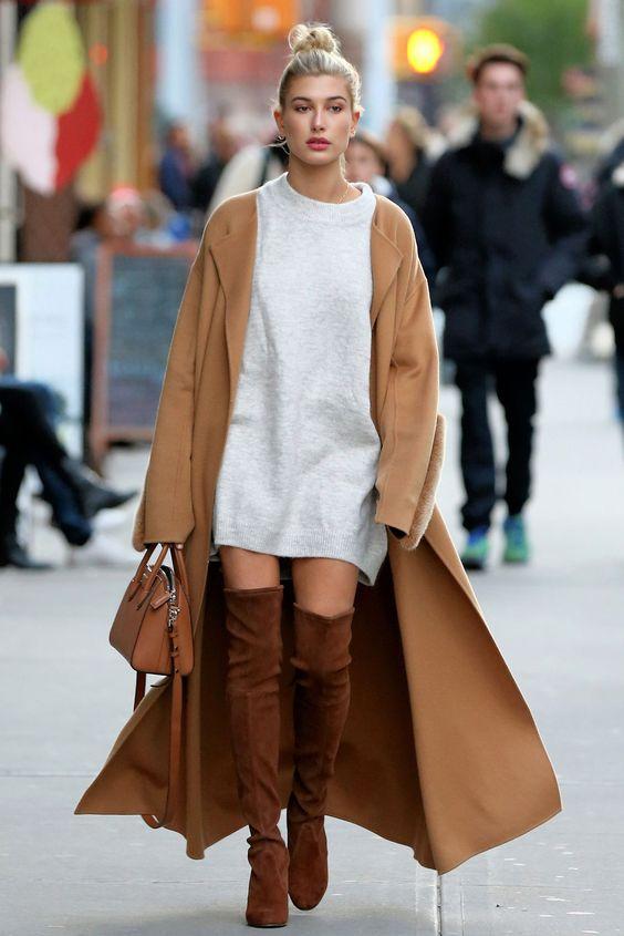 tendencia abrigo largo