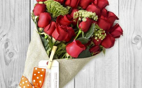 Sorteo: Gana un ramo de rosas de Envio Divino