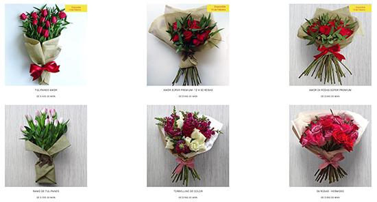 Regala flores naturales, sin arreglos pretensiosos, simplemente hermosas