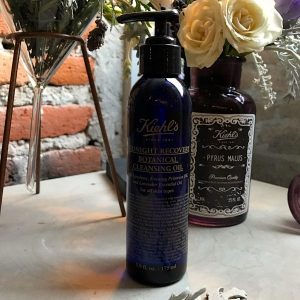 reseña midnight recovery botanical cleansing oil kiehls