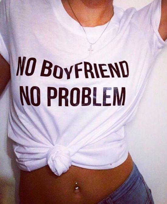 No tengo novio y es San Valentín