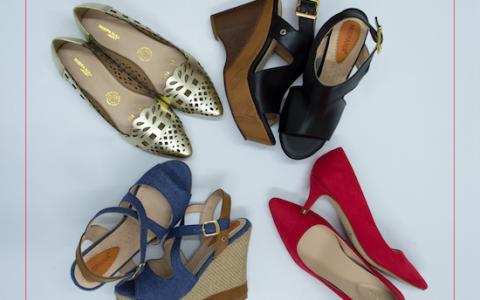 Sorteo: 2 Pares de zapatos de la colección Primavera Verano de Hispana