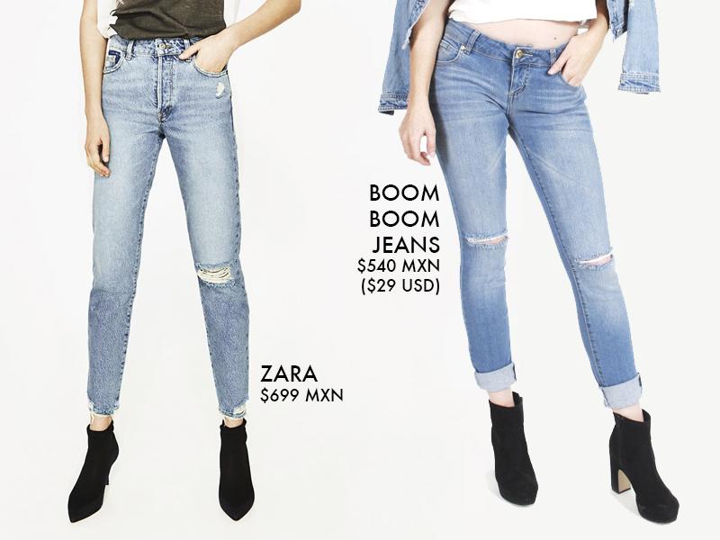 Cómo comprar Boom Boom Jeans en línea con envío a México