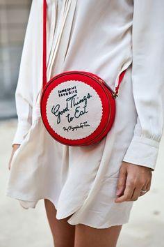 Tendencia: Bolsos redondos y bolsos circulares