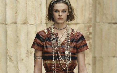 Chanel Cruise 2018: La modernité de l'Antiquité