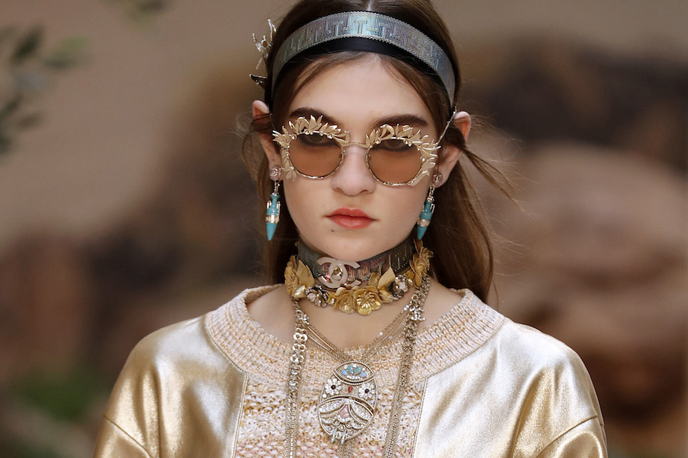 chanel cruise resort 2018