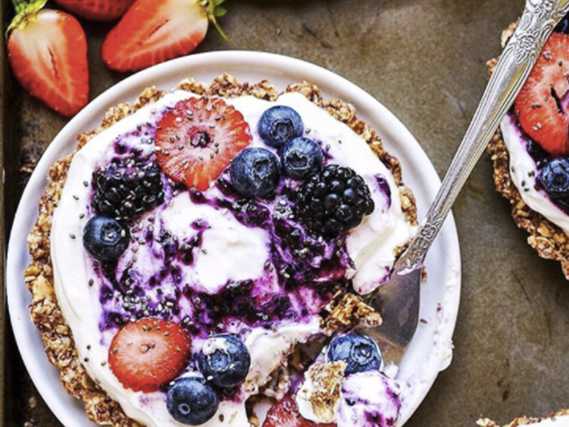 cuentas de instagram comida saludable