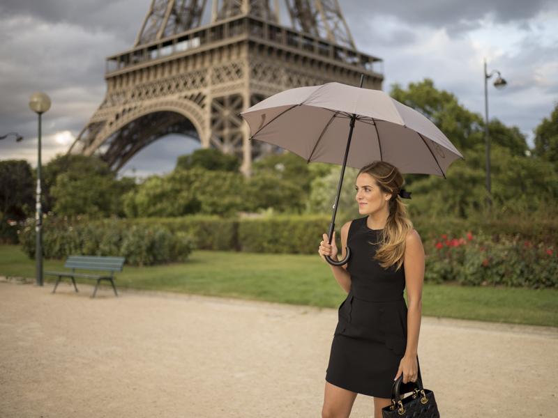 ¿Qué ponerte en los días lluviosos de verano?