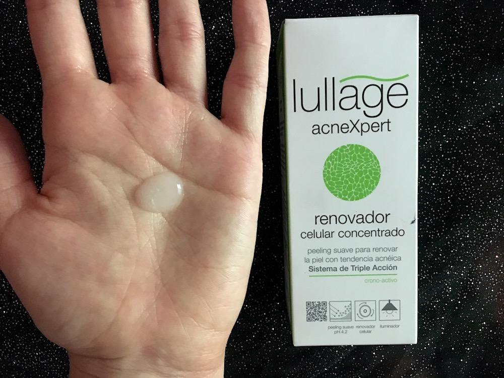 reseña lullage acnexpert
