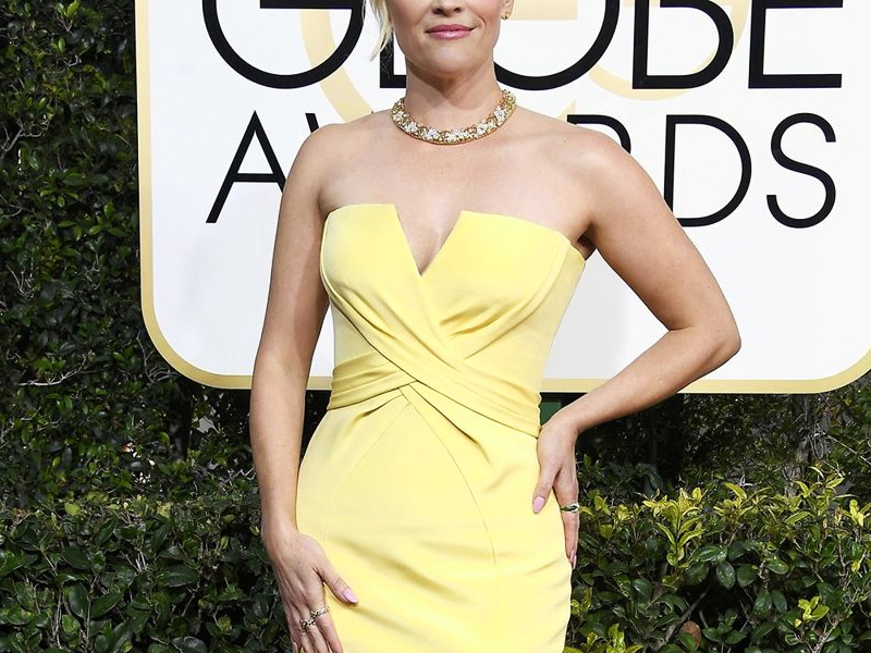 Tendencia: Vestidos de color amarillo