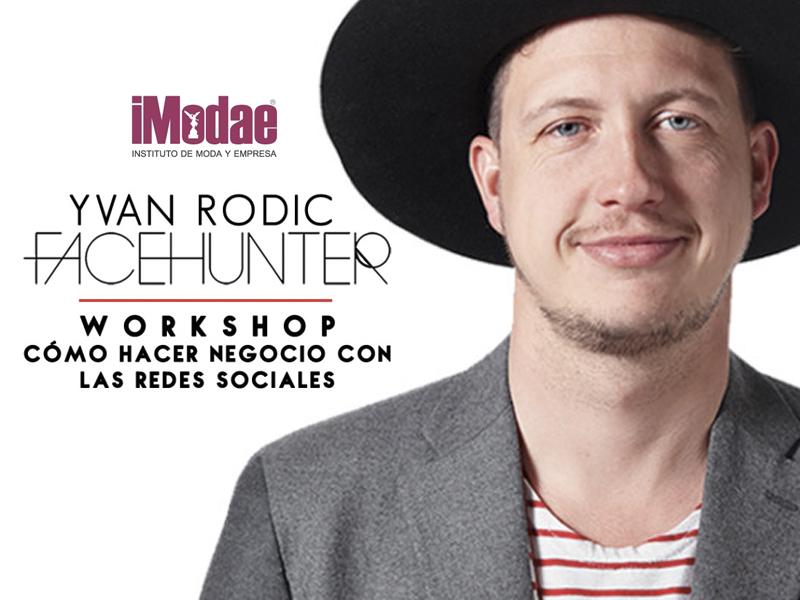 """Preguntas y respuestas sobre influencers con Yvan Rodic """"Facehunter"""""""
