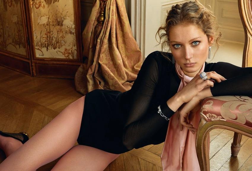 Vogue Turquía Junio 2017 por Emre Unal, modelo Sandra Martens
