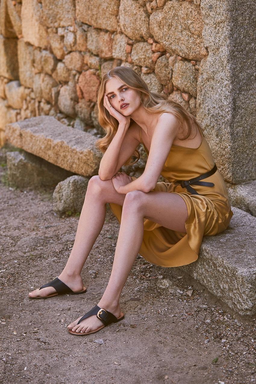 Elle Francia Junio 2017 por Johnny Kangasniemi, modelo Aneta Pajak
