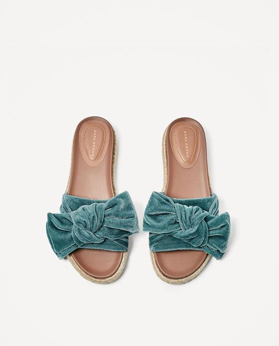 tendencia zapatos verano 2017