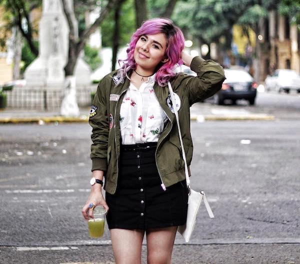 Luz Baezz 7 Fashion Bloggers mexicanas que se divierten con la moda