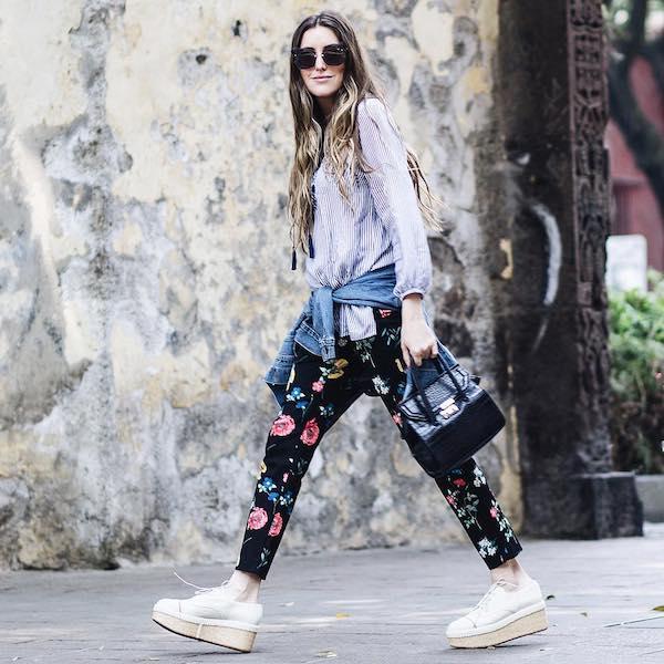 Sofia lLascurain 7 Fashion Bloggers mexicanas que se divierten con la moda
