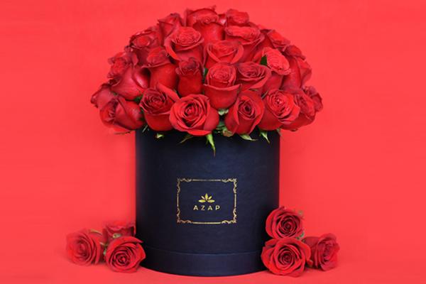Significado de regalar rosas según su color