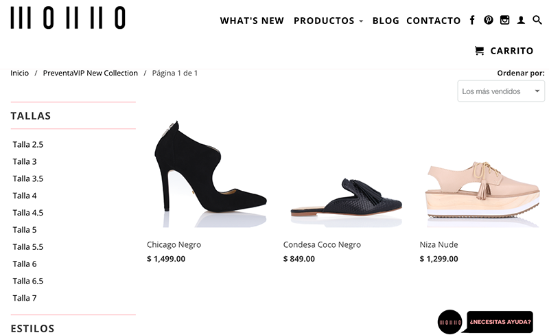 Monno Shoes opinión y reseña