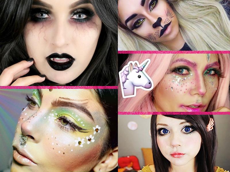 Videos De Maquillaje De Halloween.5 Videos De Maquillaje De Halloween Para Disfrazarte Sin Esfuerzo