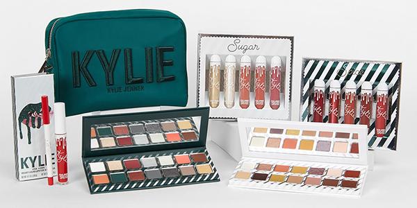 Colección de maquillaje holiday navidad 2017 de Kylie Cosmetics