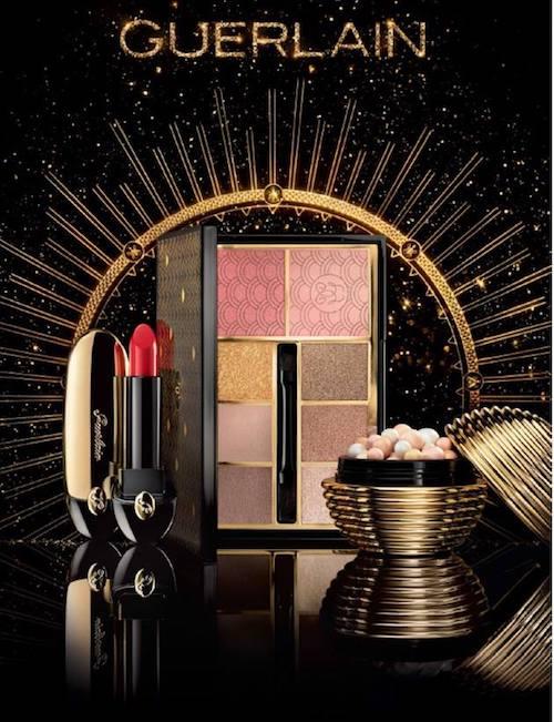 Colección de maquillaje holiday navidad 2017 de Guerlain