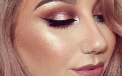 Ideas de maquillaje para celebrar estas fiestas