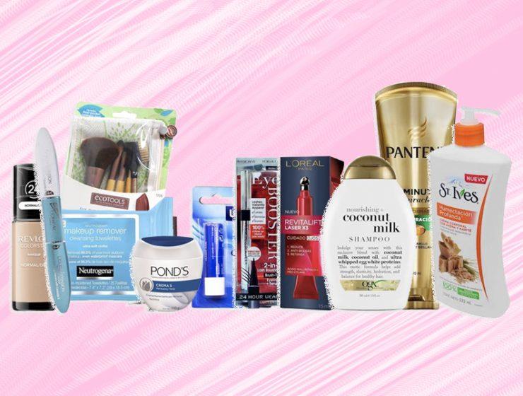 Los mejores productos de belleza que puedes comprar en el supermercado