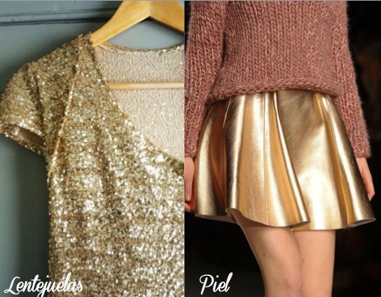 Lo que sí y lo que no de usar color dorado