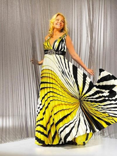 Imagenes de vestidos de grado para gorditas