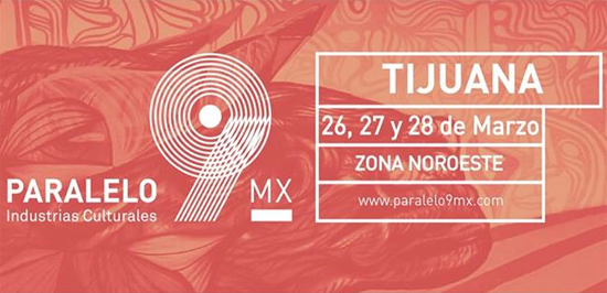 Paralelo 9MX Tijuana